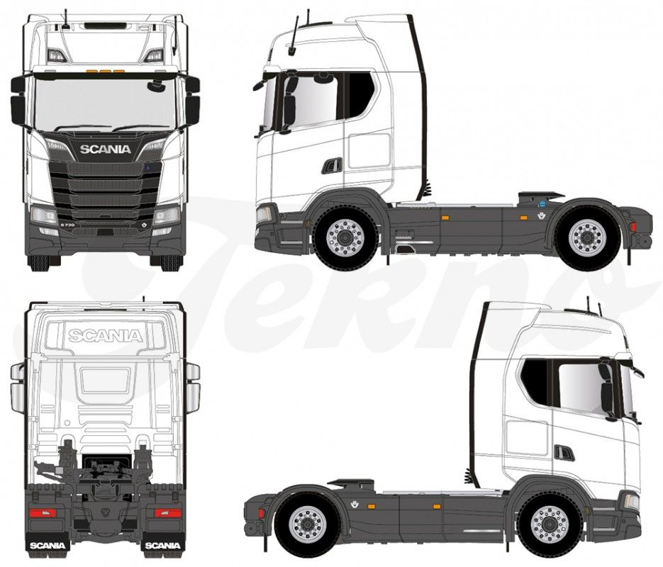 tekno scania s series rhd. Black Bedroom Furniture Sets. Home Design Ideas